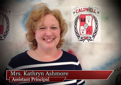 Kathryn Ashmore : Assistant Principal
